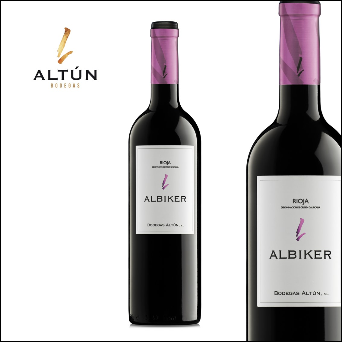 Altún «Albiker» D.O.Ca. Rioja