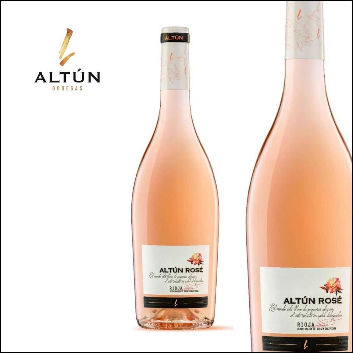 Altún Rosé D.O.Ca. Rioja