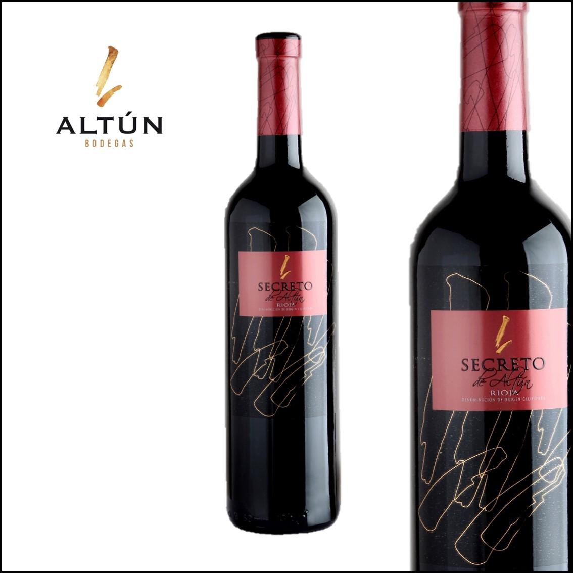 Altún «Secreto de Altún» D.O.Ca. Rioja