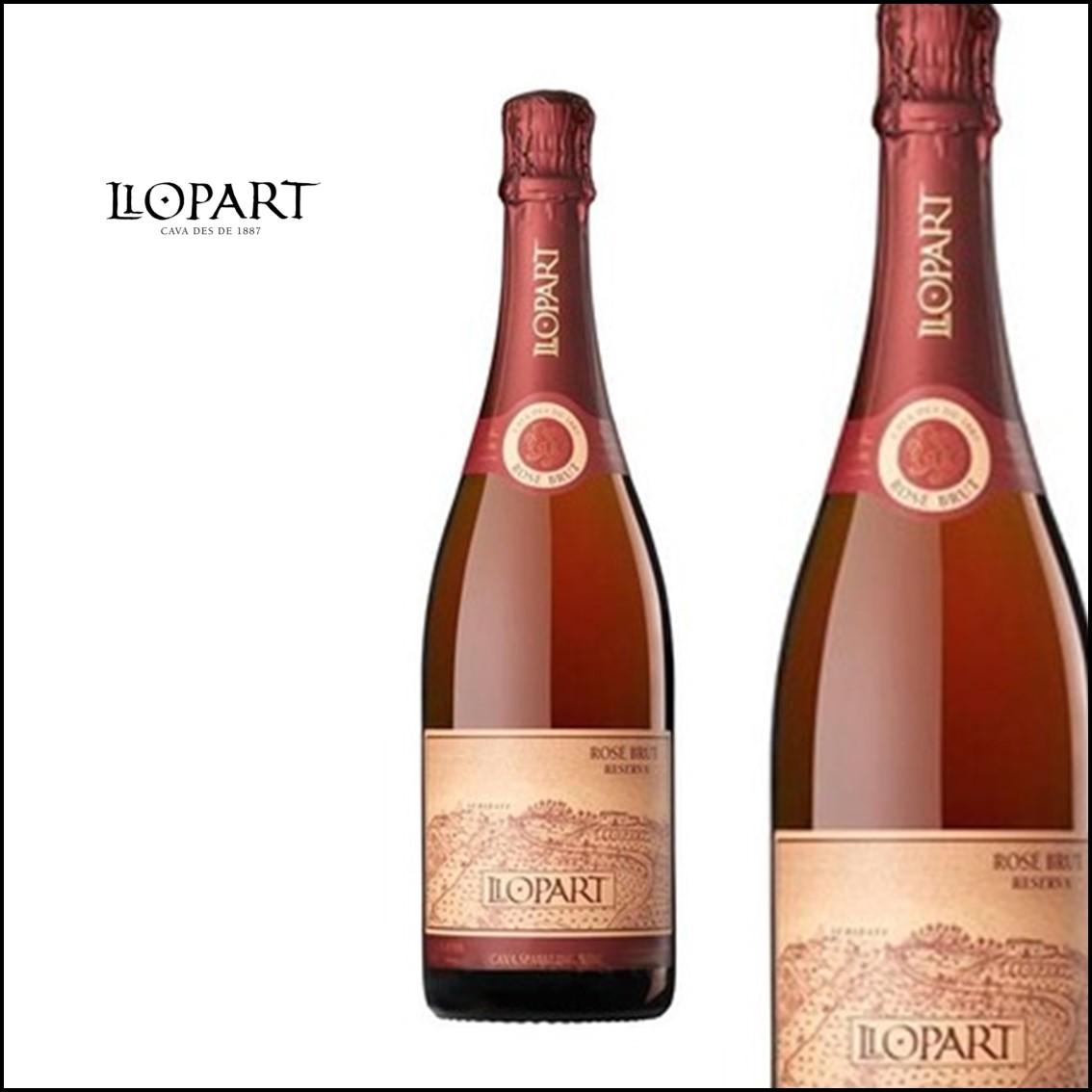 Llopart Rosé Brut Reserva