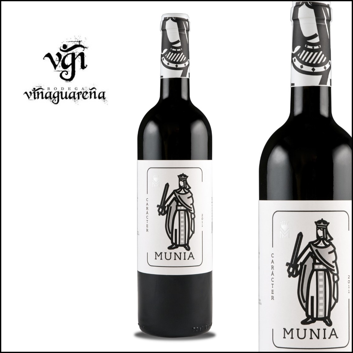Viñaguareña «Munia Carácter»