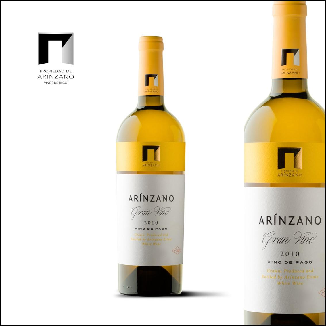 Arínzano «Gran Vino de Pago de Arínzano» blanco D.O. Pago de Arínzano