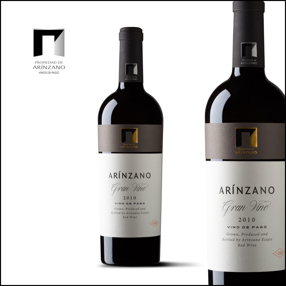 Arínzano «Gran Vino de Pago de Arínzano» D.O. Pago de Arínzano
