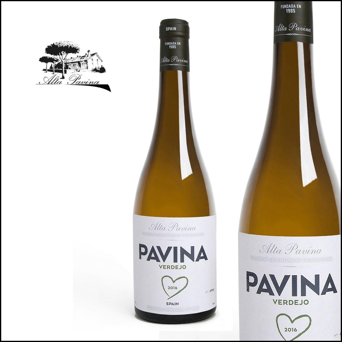 Alta Pavina «Pavina White» Verdejo 100%