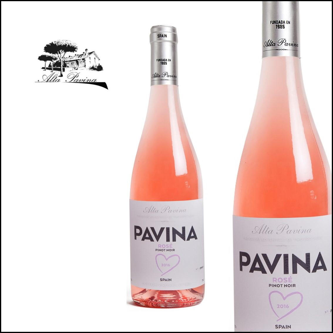 Alta Pavina «Pavina Rosé» Pinot Noir 100%