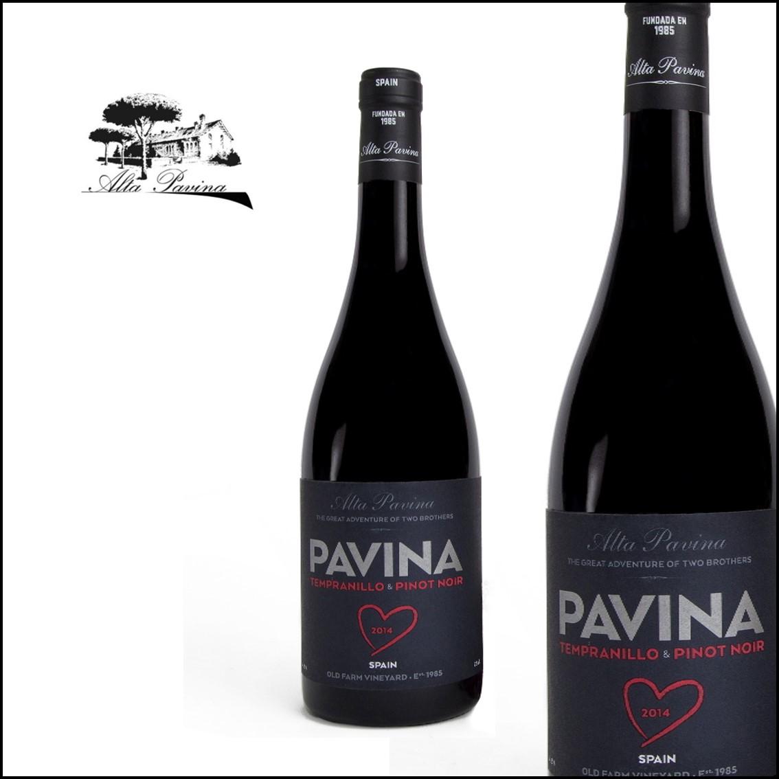 Alta Pavina «Pavina» Tempranillo 75% Pinot Noir 25%