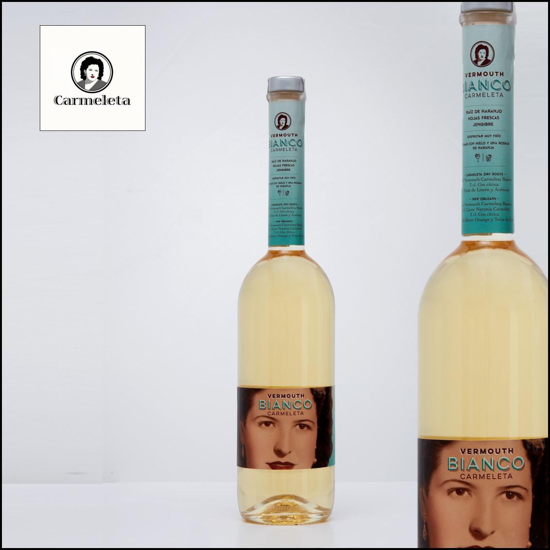 Carmeleta Vermut Bianco
