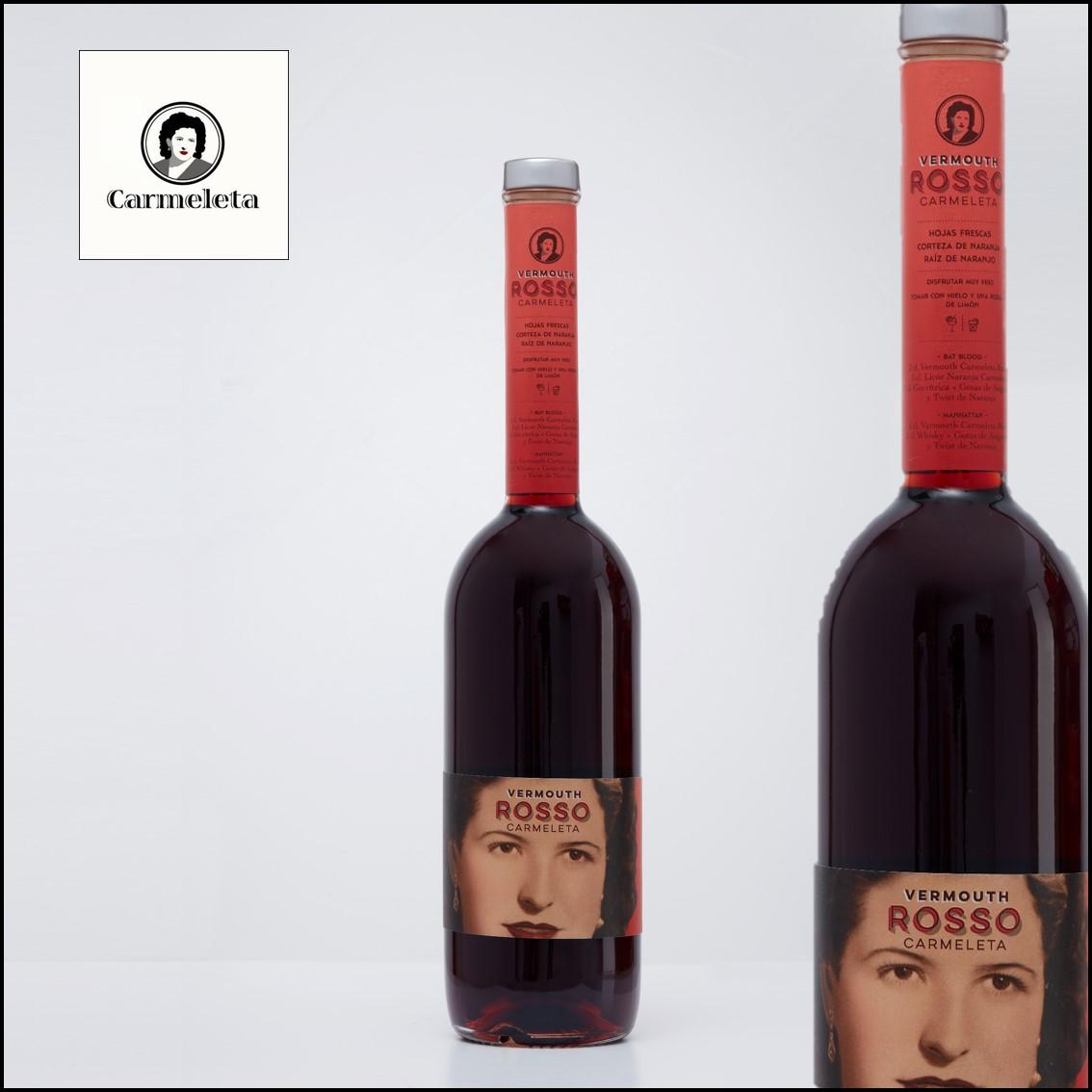 Carmeleta Vermut Rosso