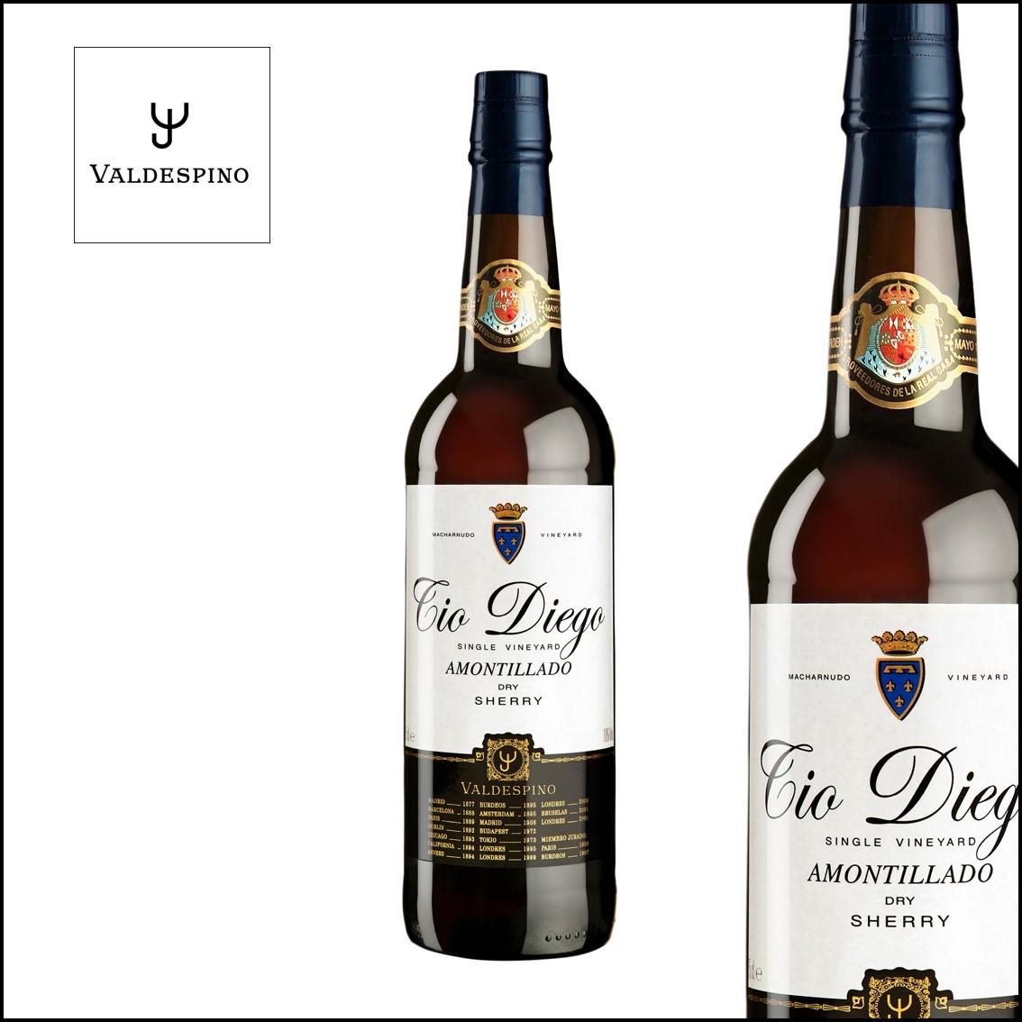 Valdespino «Tío Diego» Amontillado