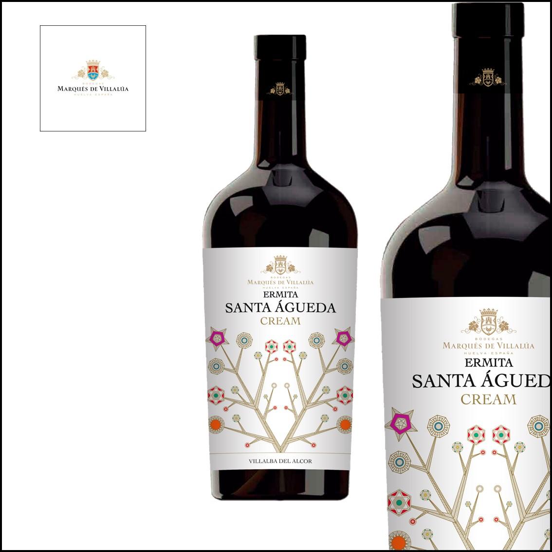 Marqués de Villalúa «Ermita Santa Águeda Cream»