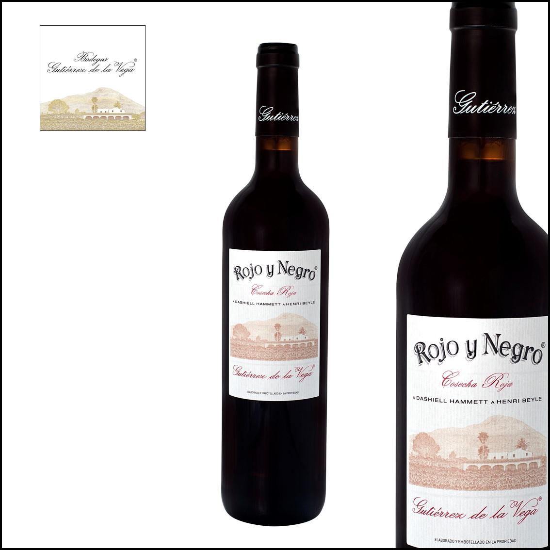 Gutiérrez de la Vega Rojo y Negro