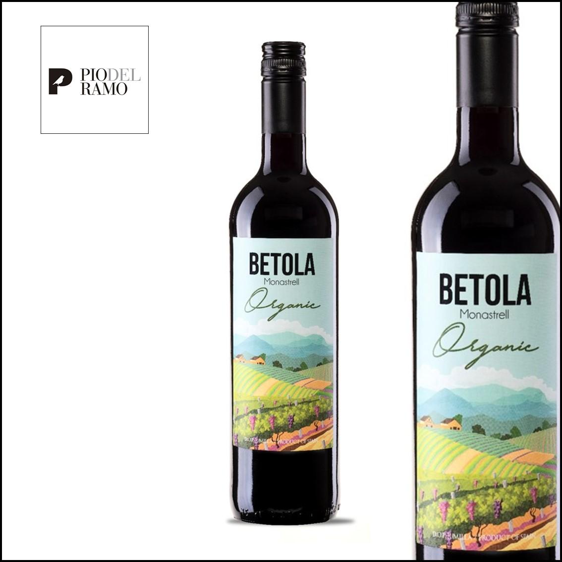 Pío del Ramo Betola Organic