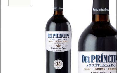 Marqués del Real Tesoro «Del Príncipe» Amontillado