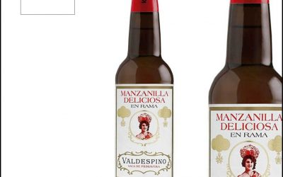 Valdespino «Deliciosa» Manzanilla en rama